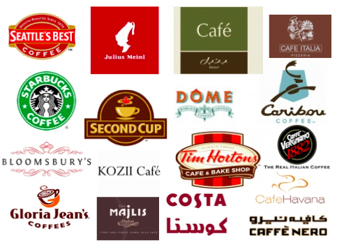 Coffee Manufacturers Logos : Canadian coffee house brands are thriving in the Middle East ashleykonson